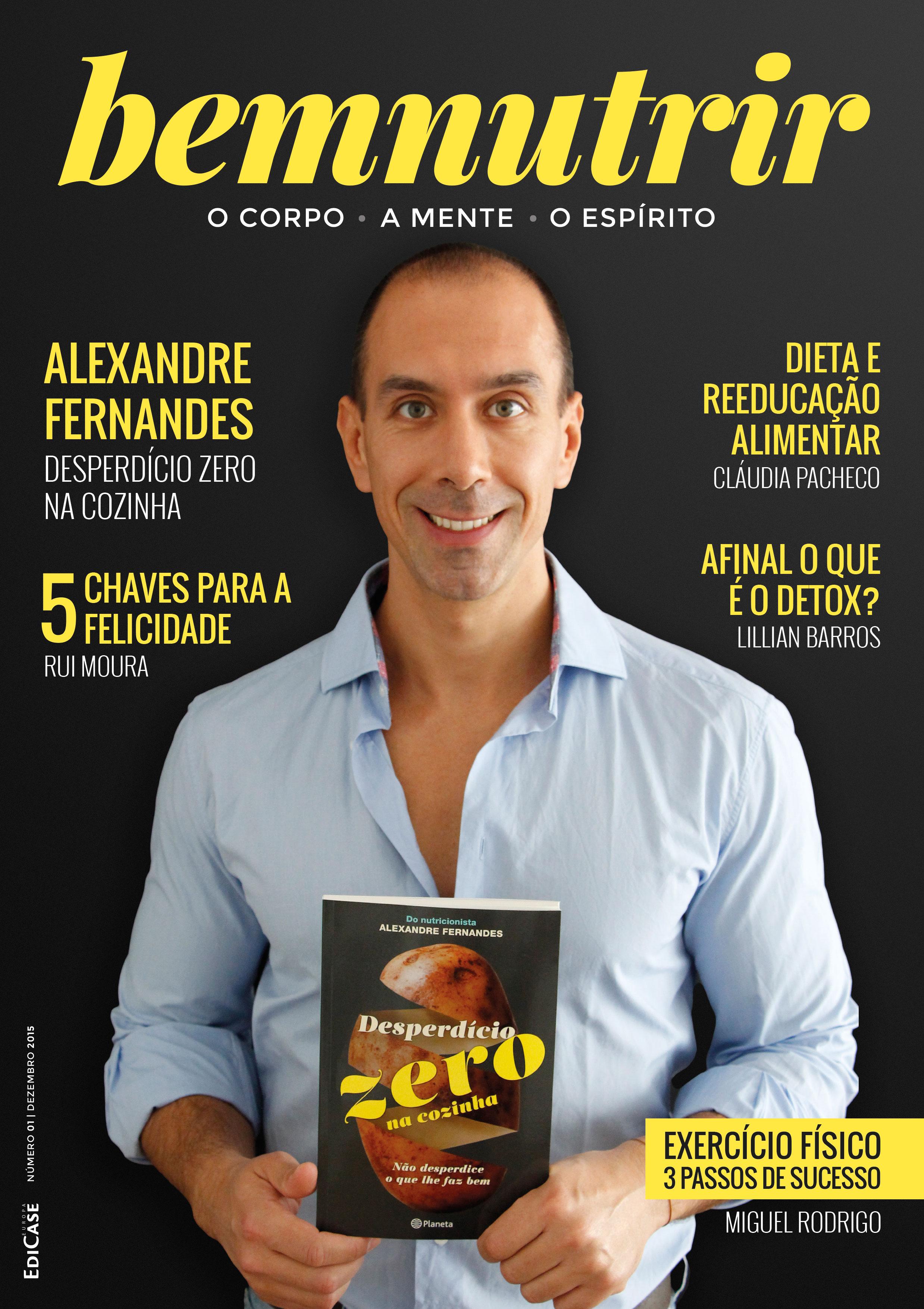 Revista Bemnutrir número 1